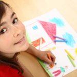 Interpreta los dibujos de los niños