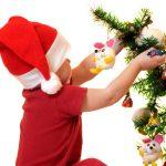 Con espíritu navideño
