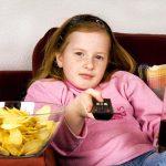 La dieta en niños con sobrepeso