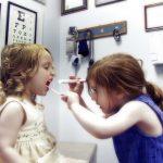 La difteria en los niños