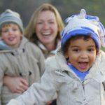 Cómo aumentar las defensas de tus hijos