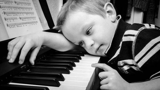 Depresión infantil estrés